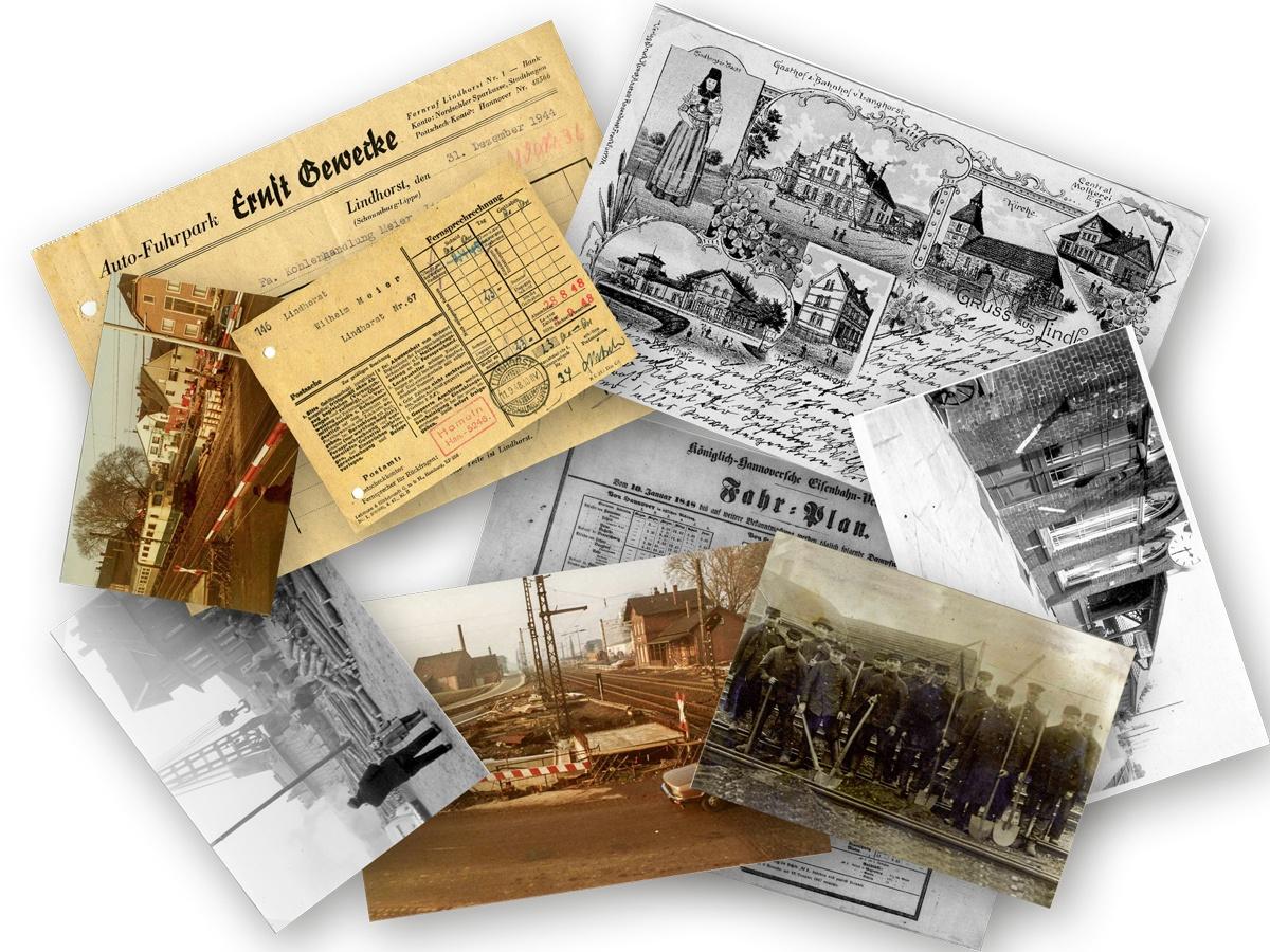 Zahlreiche Bilder, Dokumente und Videos im Schaumburger Bergbau- und Heimatmuseum