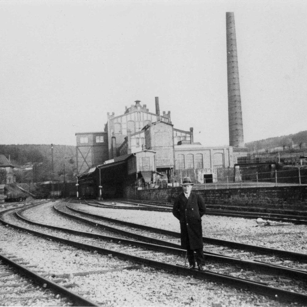1907-1960-Steinkohlen-Brikettfabrik-Obernkirchen