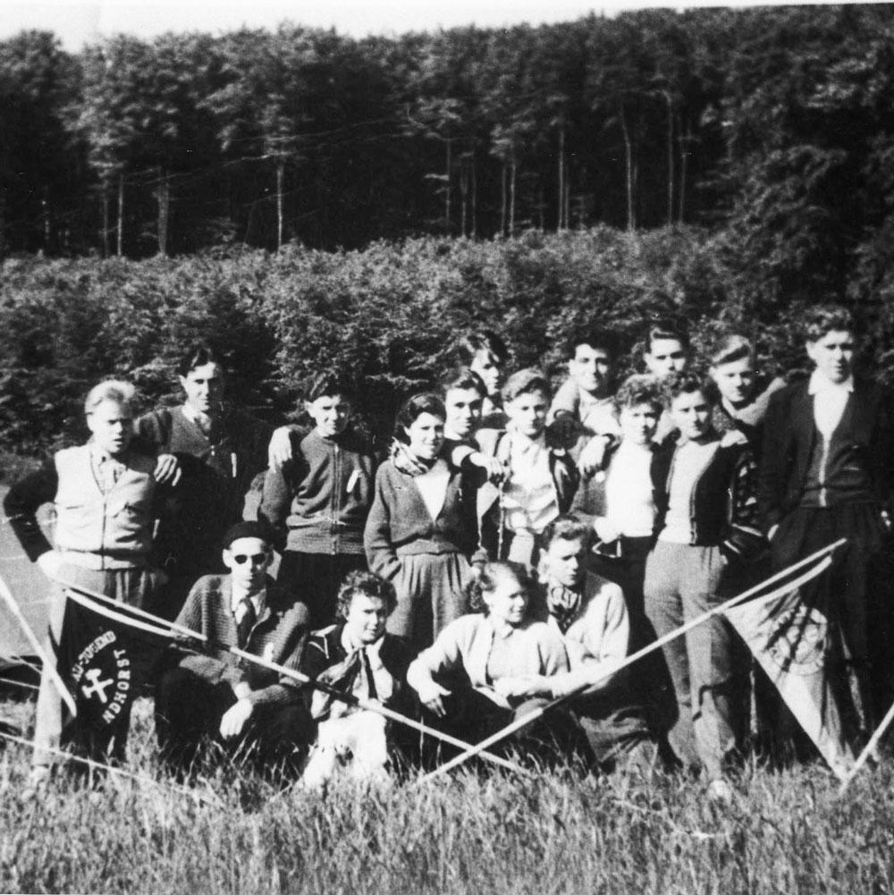 Lauenstein-Bergbau-Jugend