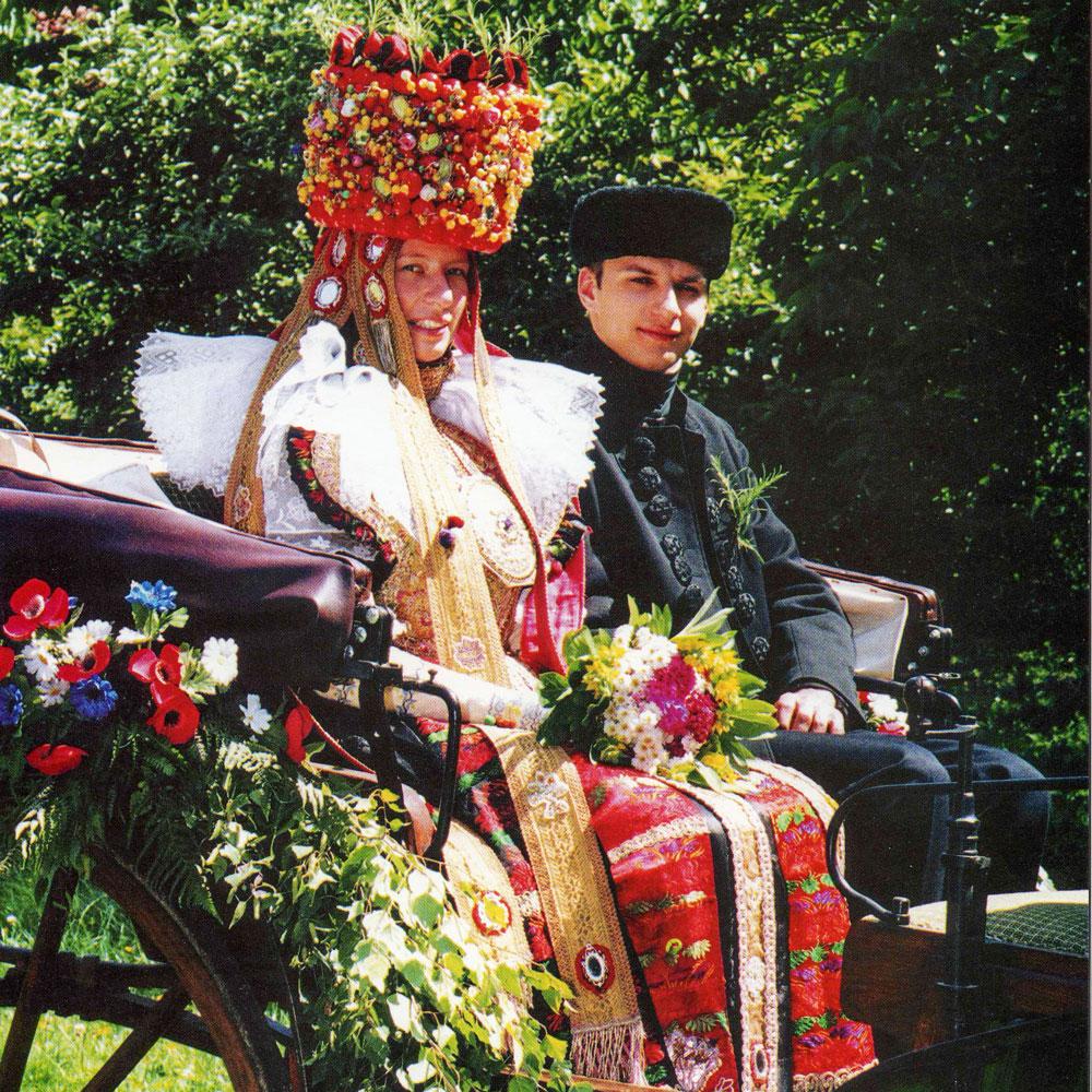 Brautpaar Aus Lindhorst